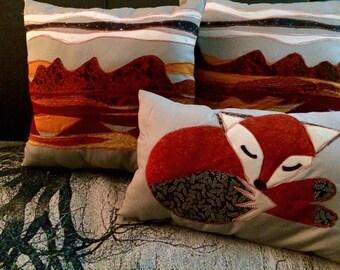 LITTLE SLEEPY FOX