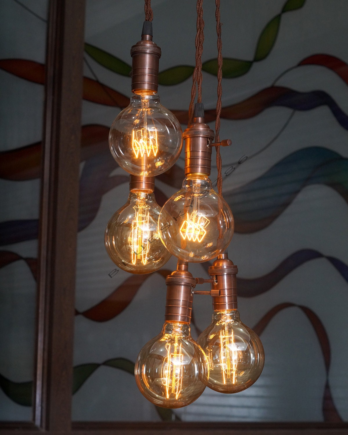 Industrial vintage edison pendant light fixture by bluesky3786 - Light fixture chandelier ...