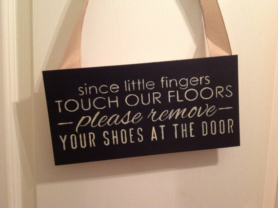 Remove shoes since little finger touch our by gagirldesigns for Floor 4 do not remove