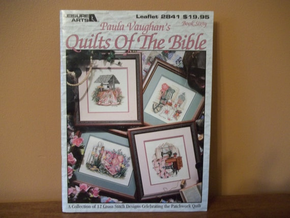 Paula Vaughan Quilts Of The Bible Paula Vaughan Leisure