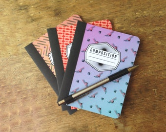 Mini Composition Books
