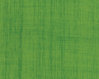 Wasabi Green Cross Weave 1/2 Yard Fabric by Moda - 12120 69