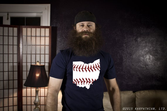 Ohio baseball t-shirt