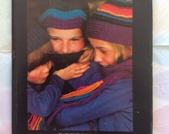 Knitting by the Editors of Ladies' Home Journal -- Needle & Craft - 1977