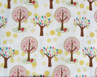 LAST PIECE - Fat Quarter - Hoo's in the Forest by Riley Blake