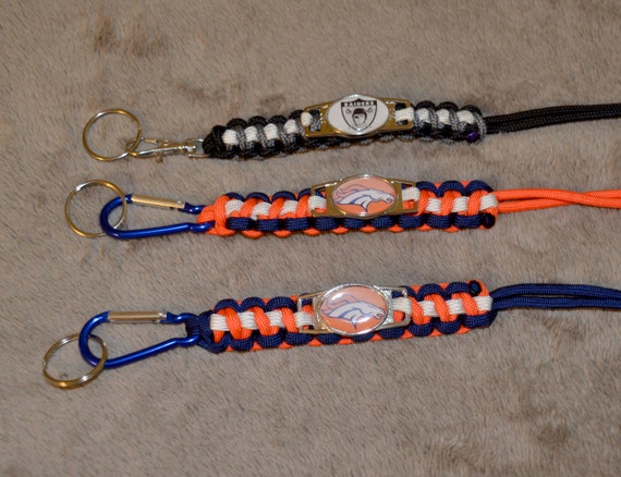 NFL Lanyard any Team you wantUSA Made 550 Paracord