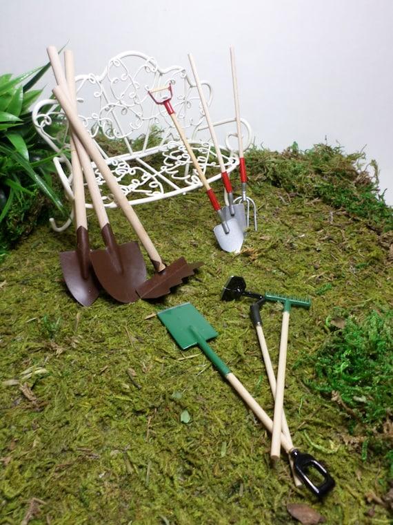 Fairy Garden Tools Miniature Gardening Fairy Garden By