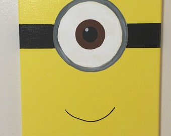 Minion Canvas Art