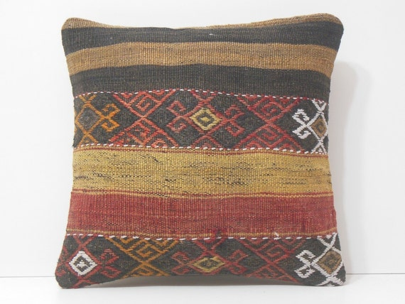 Modern Southwest Pillow : body pillows modern pillow kilim pillow by DECOLICKILIMPILLOWS