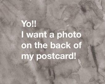 Add me a photo!