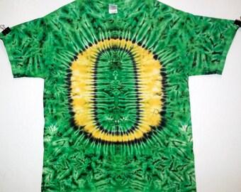 Tie Dye Oregon Ducks T-Shirt, Eugene!