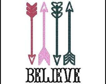 arrow embroidery  arrow embroidery design arrow embroidery addon filled arrow embroidery design