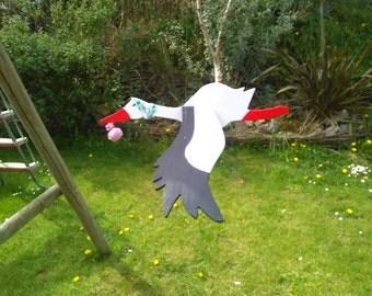 Stork Nursery  Mobile