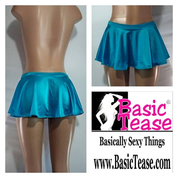 Super Flare Stripper Skirt for Exotic Dancers or Cover Up at Pool or Beach