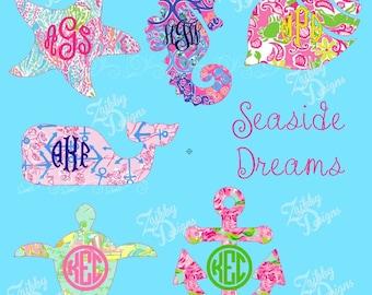 Seaside Dreams Decal