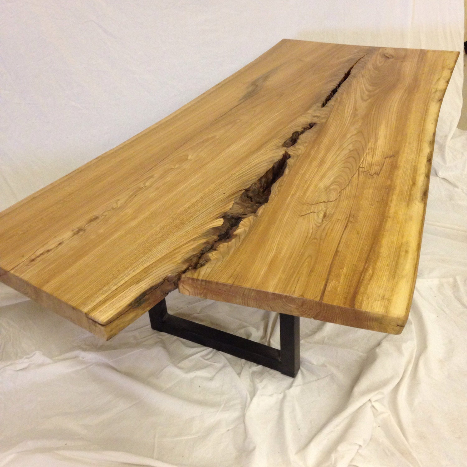 Live edge wood coffee table live edge coffee table live edge table wood slab by urbanwoodllc Live wood coffee table