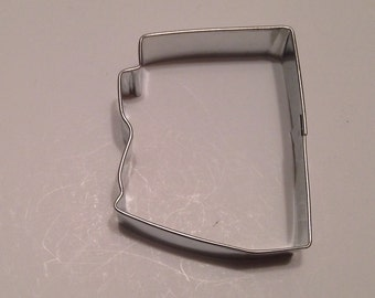 "2.5"" State of Arizona Cookie Cutter"