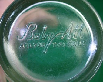 Vintage Scarce - Baby All - All For The Baby - 16 oz Measuring Beaker
