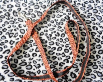 Handmade Bespoke Dog leads. Made to order.Lots of unique designs in stock! And I accept Custom orders.