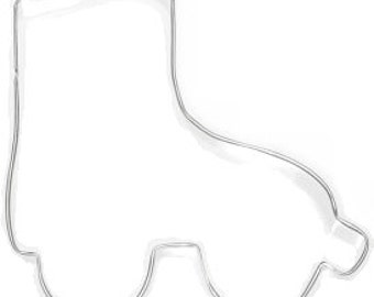 Roller Skate Cookie Cutter 4.75""