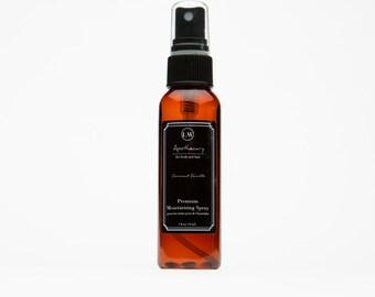VANILLA BEAN Moisturizing Body Spray/ For Body and Hair/2 oz