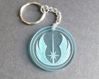 Star Wars Jedi Keyring