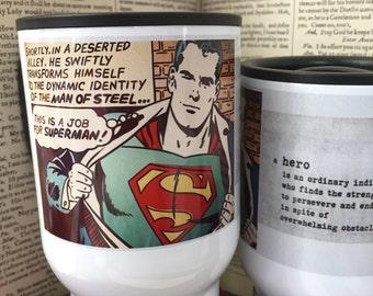 Dad Father's Day Superman/Superdad Mug or Travel Mug