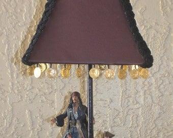 Captain Jack Sparrow Lamp