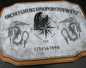 Divination Board - 6 1/2 x 9 1/x inches