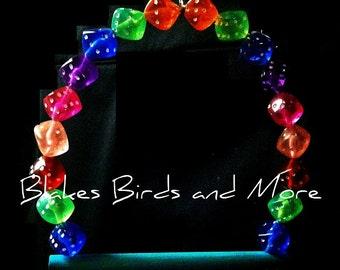 Dice Bird Swing