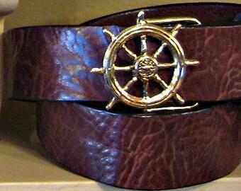 Ships Wheel Belt