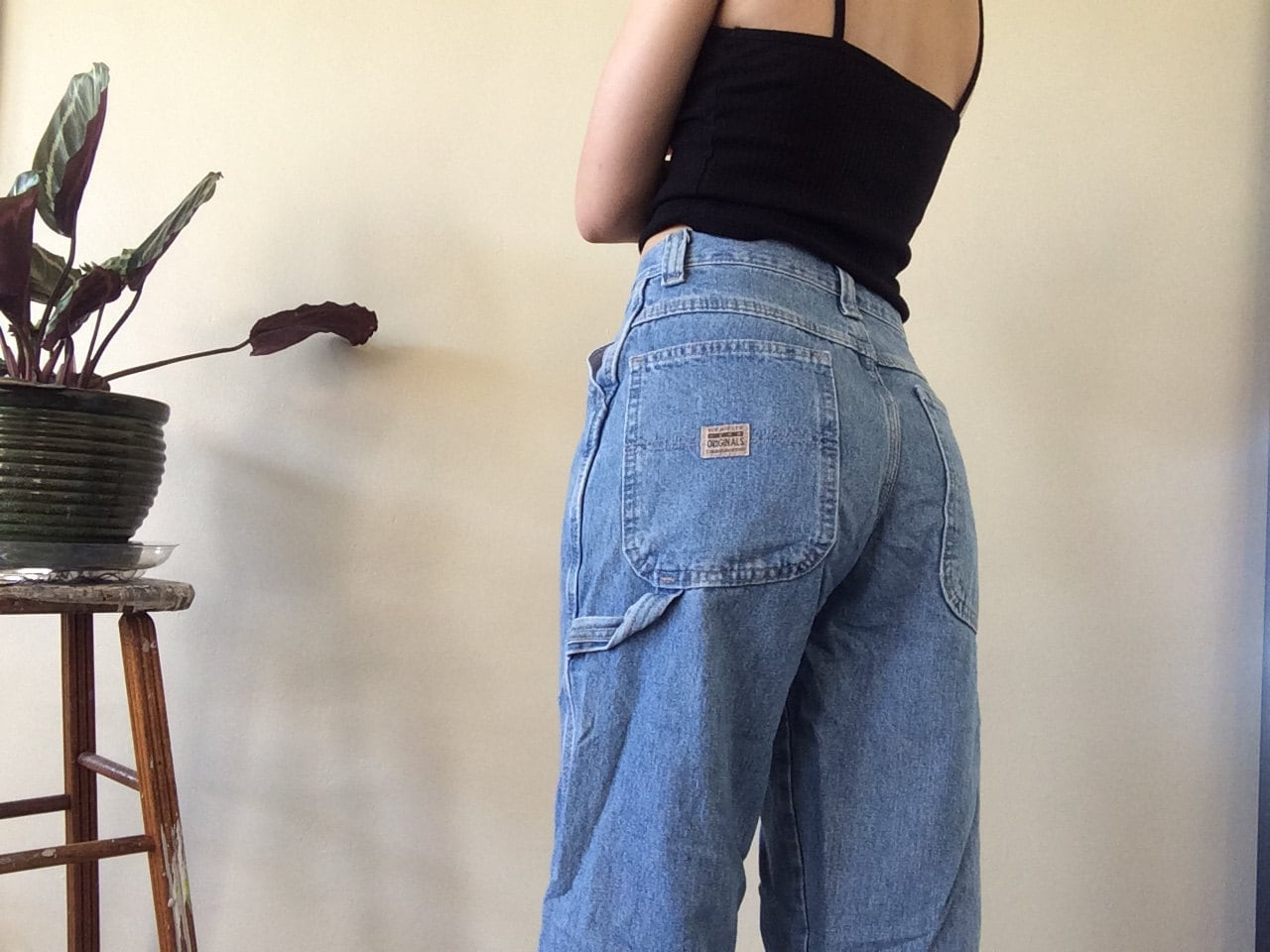 These Carhartt Women's WB FBI Faded Blue Indigo Relaxed Fit Carpenter Jeans have definitely mastered the technique. These women's jeans are styled in relaxed fit design that looks and feels great. To make sure that happens, the ounce twill fabric blend contains 1% spandex.5/5(1).