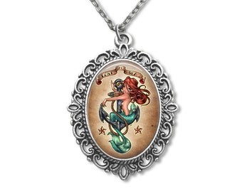 Necklace Ariel, The Little Mermaid