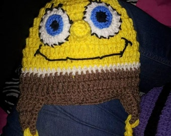 Sponge Bob beanie