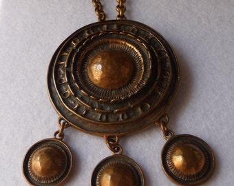 David Andersen. Brooch or pendant.