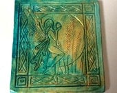 Fairy Art Tile/ Coaster