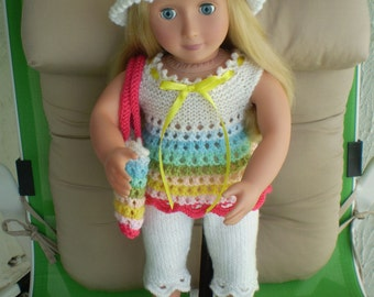 "18"" American Girl/Designa Friend doll outfit"