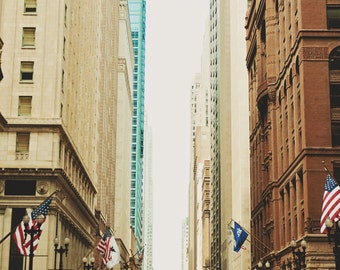 Downtown Chicago, Urban, City Life, Architecture Photography, Chicago Illinois