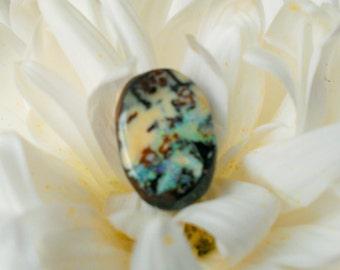 Boulder Opal Solid