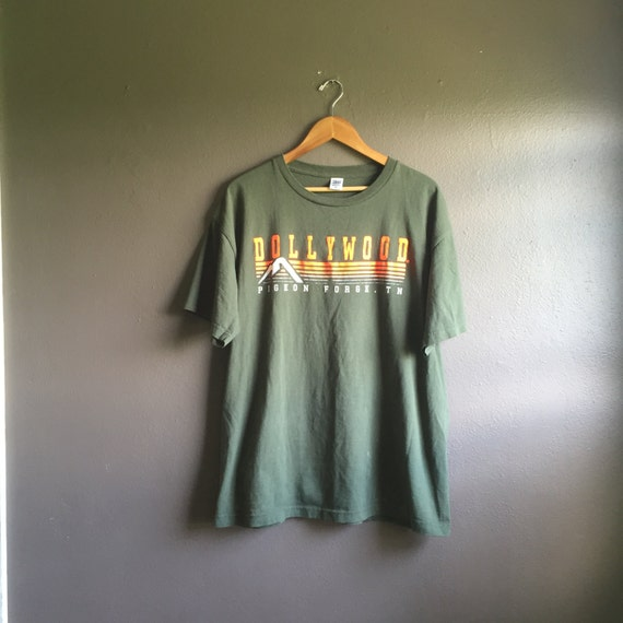 Dollywood T Shirt Vintage Pigeon Forge By Thewealthofnations