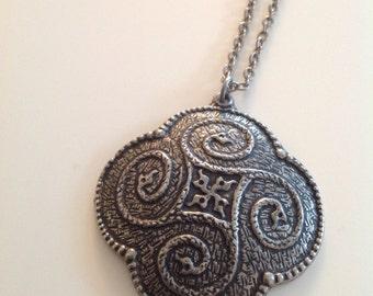 Vintage Swedish necklace