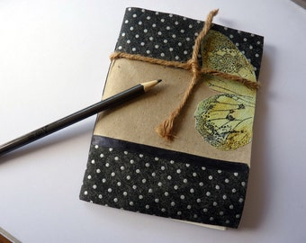 Lovely little journal for writing and drawing.