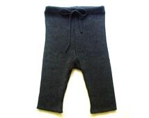 Men's knitted Merino wool shorts/boxers/underwear/homewear