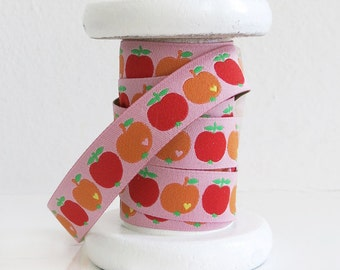Ribbon color mix ByGraziela Apple red/orange