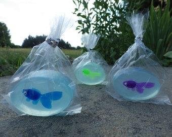 Fish-in-a-Bag Soap 1-5 Count