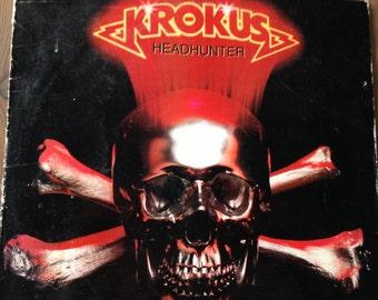 Krokus - Headhunter - vinyl record