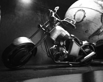Modern Motorcycle Art