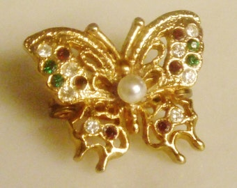 Butterfly Pin Cabochon
