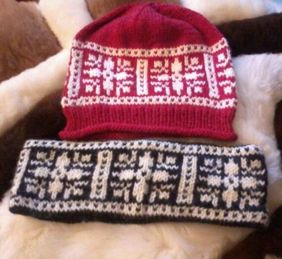 Norwegian Headband Knitting Pattern ~ Durgapur.info for .