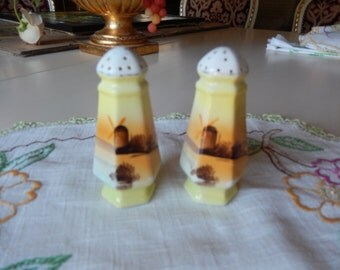 JAPAN SALT and PEPPER Shakers